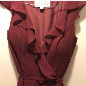 Azazie Dresses - Azazie dress in Cabernet